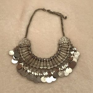 Silver Statement Necklace from Nordstrom